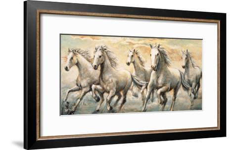 Wild Horses-Ralph Steele-Framed Art Print