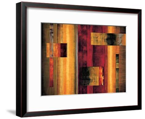 In the Balance-Aaron Summers-Framed Art Print