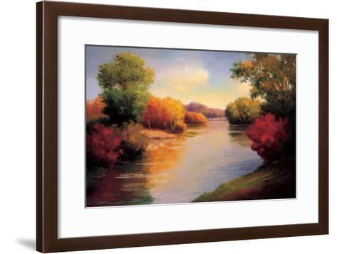 The Morning Light II-Melissa Bolton-Framed Art Print