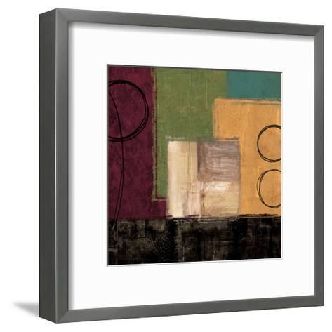 For the Sake of It II-Brent Nelson-Framed Art Print