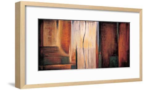 Global Perspective II-Max Hansen-Framed Art Print