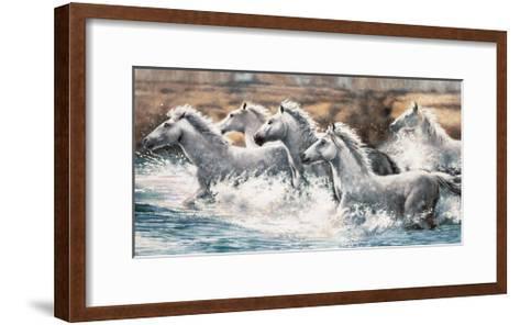 Running Wild-Ralph Steele-Framed Art Print