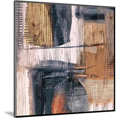 Geometric Movement II-Graham Ritts-Mounted Giclee Print
