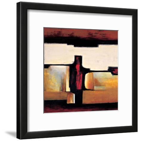 Internal Affairs I-Max Hansen-Framed Art Print