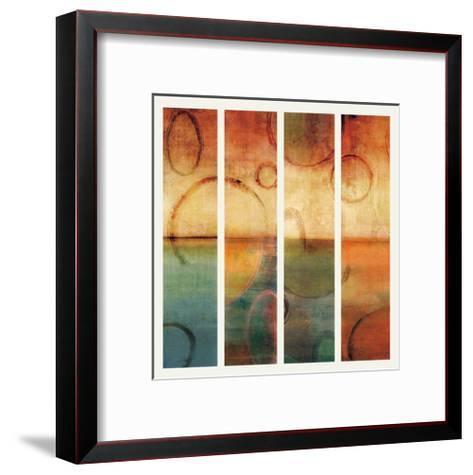 Horizons I-Brent Nelson-Framed Art Print