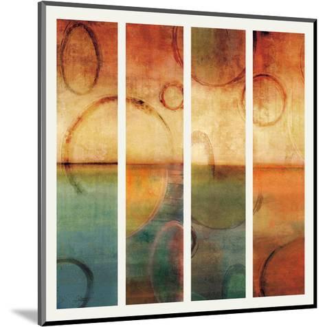 Horizons I-Brent Nelson-Mounted Giclee Print