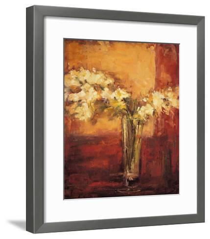 The Arrangement I-Anna Casey-Framed Art Print