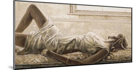 Dolce Pensare-Gualtiero Bassi Scala-Mounted Giclee Print