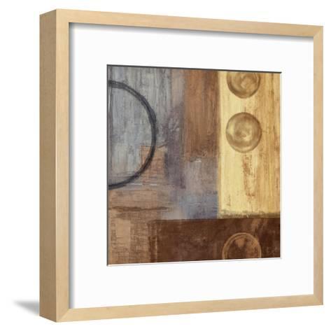 Momentum I-Brent Nelson-Framed Art Print