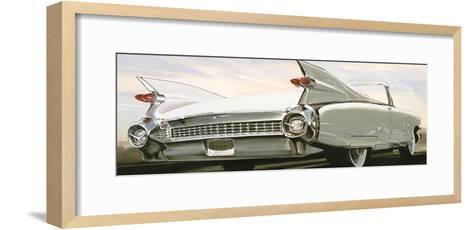 El Dorado II-Francis Brook-Framed Art Print