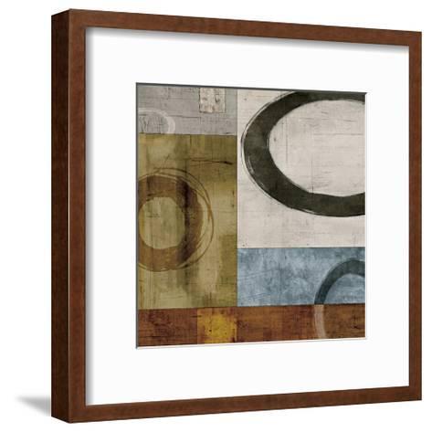 Remix II-Brent Nelson-Framed Art Print