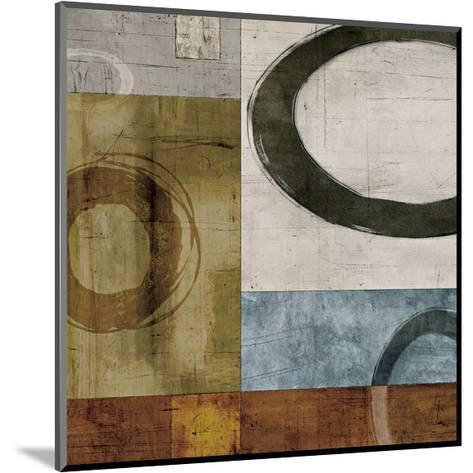 Remix II-Brent Nelson-Mounted Giclee Print