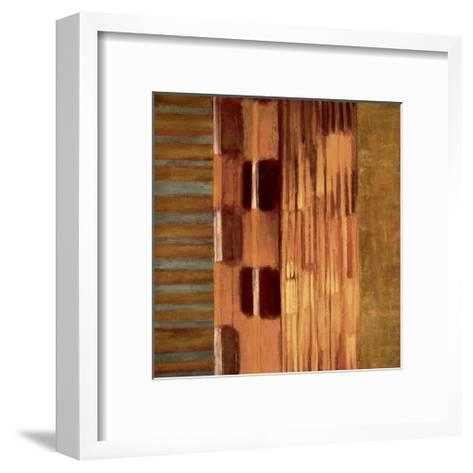 Juxtapose I-Max Hansen-Framed Art Print