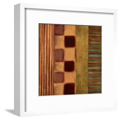 Juxtapose II-Max Hansen-Framed Art Print
