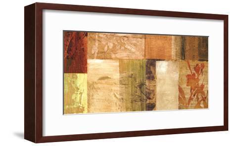 Equilibre Naturel-Martine Reynaud-Framed Art Print