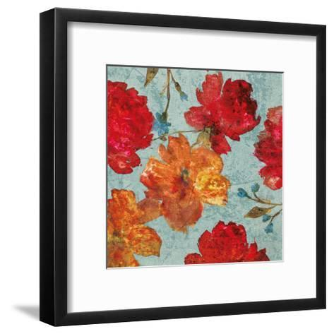 Printemps II-Audrey Cleret-Framed Art Print