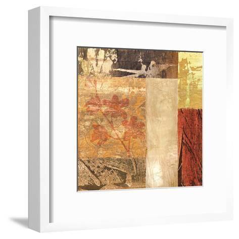 Ensemble Naturel II-Martine Reynaud-Framed Art Print