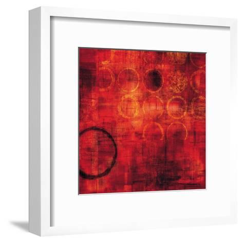 Rojo-Brent Nelson-Framed Art Print