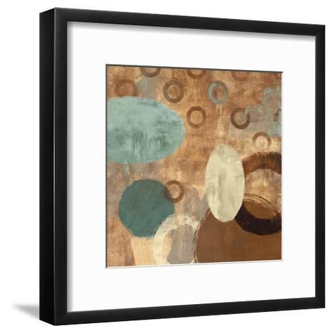 Happy Go Lucky II-Brent Nelson-Framed Art Print