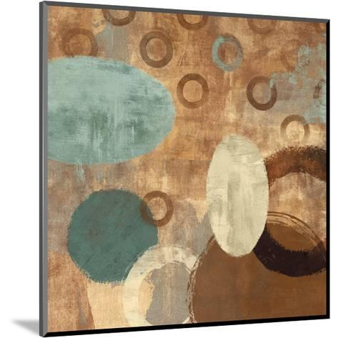 Happy Go Lucky II-Brent Nelson-Mounted Giclee Print