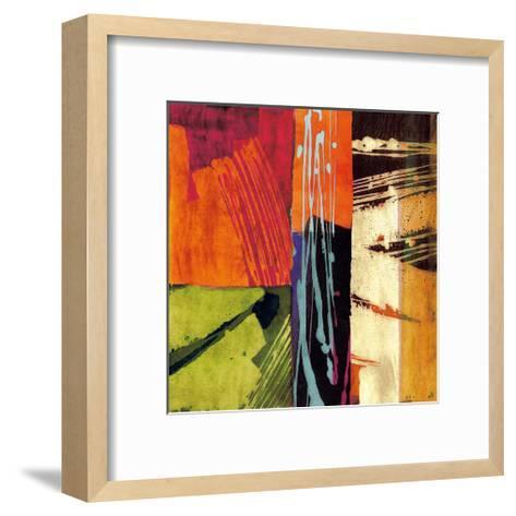 Colors II-Andy James-Framed Art Print