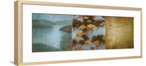 Peaceful Places II-Kelly Douglas-Framed Art Print