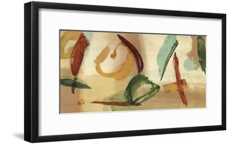 Gestures-Patrick Langham-Framed Art Print