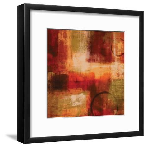 Brave New World I-Brent Nelson-Framed Art Print