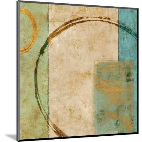 Relativity II-Brent Nelson-Mounted Giclee Print