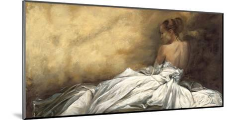 Eleganza in Bianco-Andrea Bassetti-Mounted Giclee Print