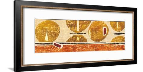 Origins II-John Graham-Framed Art Print