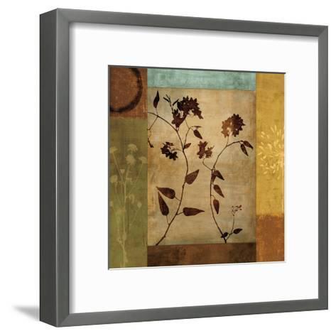 Intuition II-Chris Donovan-Framed Art Print