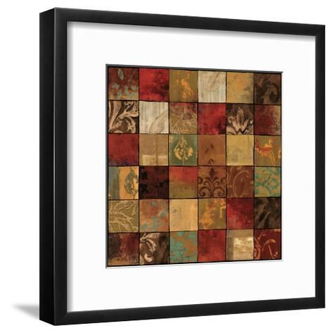 Treasures I-Chris Donovan-Framed Art Print