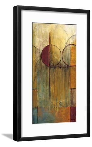 Slender Friends II-Mike Klung-Framed Art Print