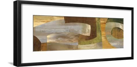 Connectivity-K^ Baker-Framed Art Print