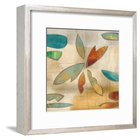 Playful I-Elena Baker-Framed Art Print