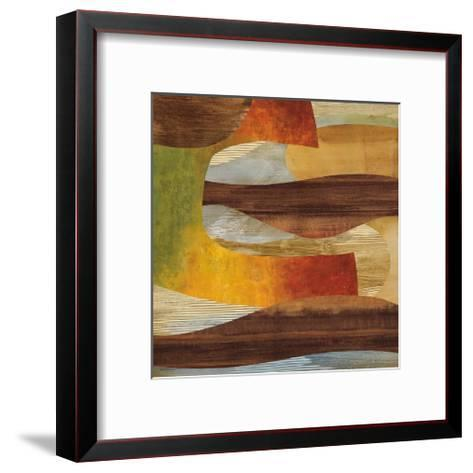 Systematic II-K^ Baker-Framed Art Print