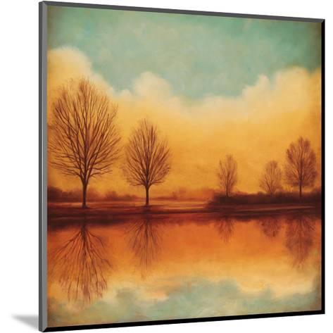 Reflections of Autumn I-Neil Thomas-Mounted Giclee Print