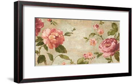 Heirloom-Rene? Campbell-Framed Art Print