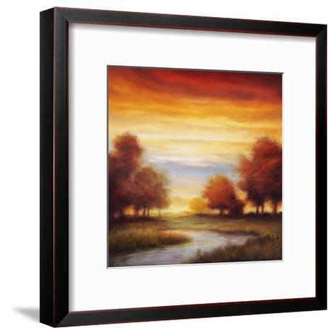 Sundown I-Gregory Williams-Framed Art Print