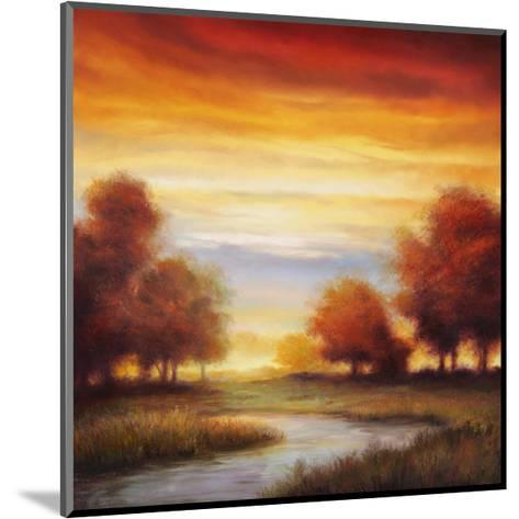 Sundown I-Gregory Williams-Mounted Giclee Print