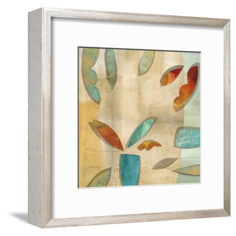 Playful II-Elena Baker-Framed Art Print