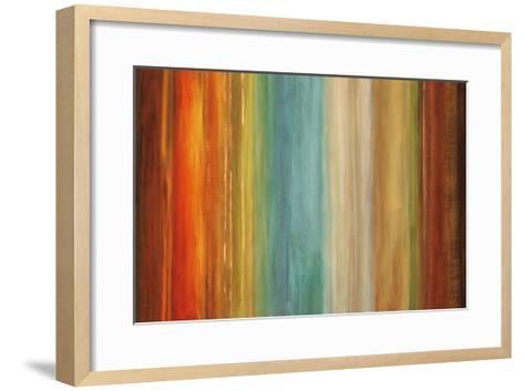 Wavelength I-Max Hansen-Framed Art Print