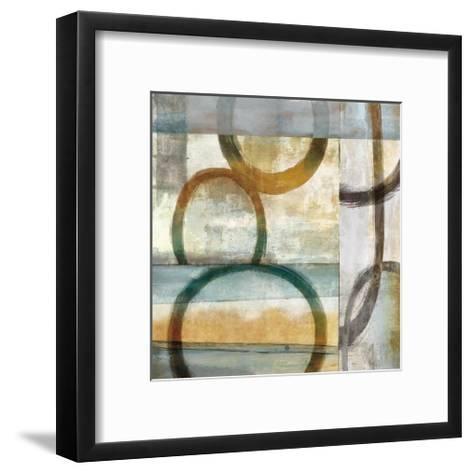 Round and Round I-Brent Nelson-Framed Art Print