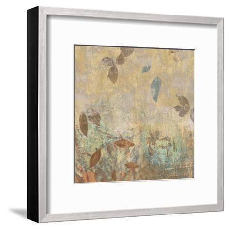 Nature's Rhythm II-Erin Lange-Framed Art Print