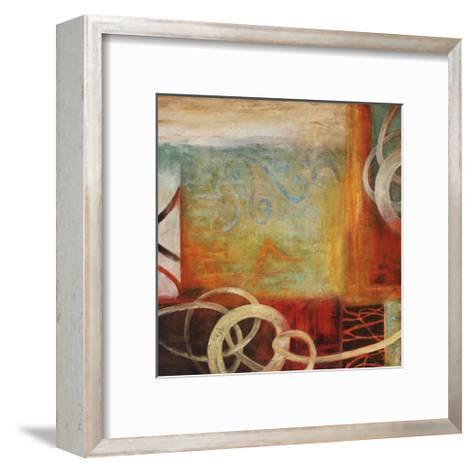 Turning Point II-Nick Stevens-Framed Art Print