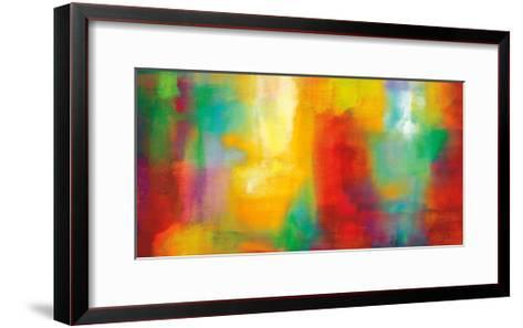 Color My World-Natalie Rhodes-Framed Art Print