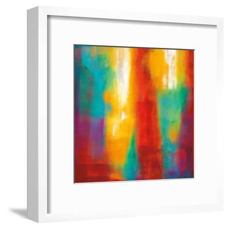 Lust For Life I-Natalie Rhodes-Framed Art Print