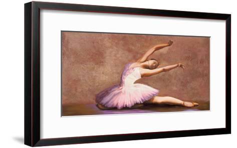 Swan Lake-Andrea Bassetti-Framed Art Print