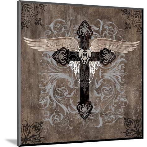 Cross II-Brandon Glover-Mounted Giclee Print